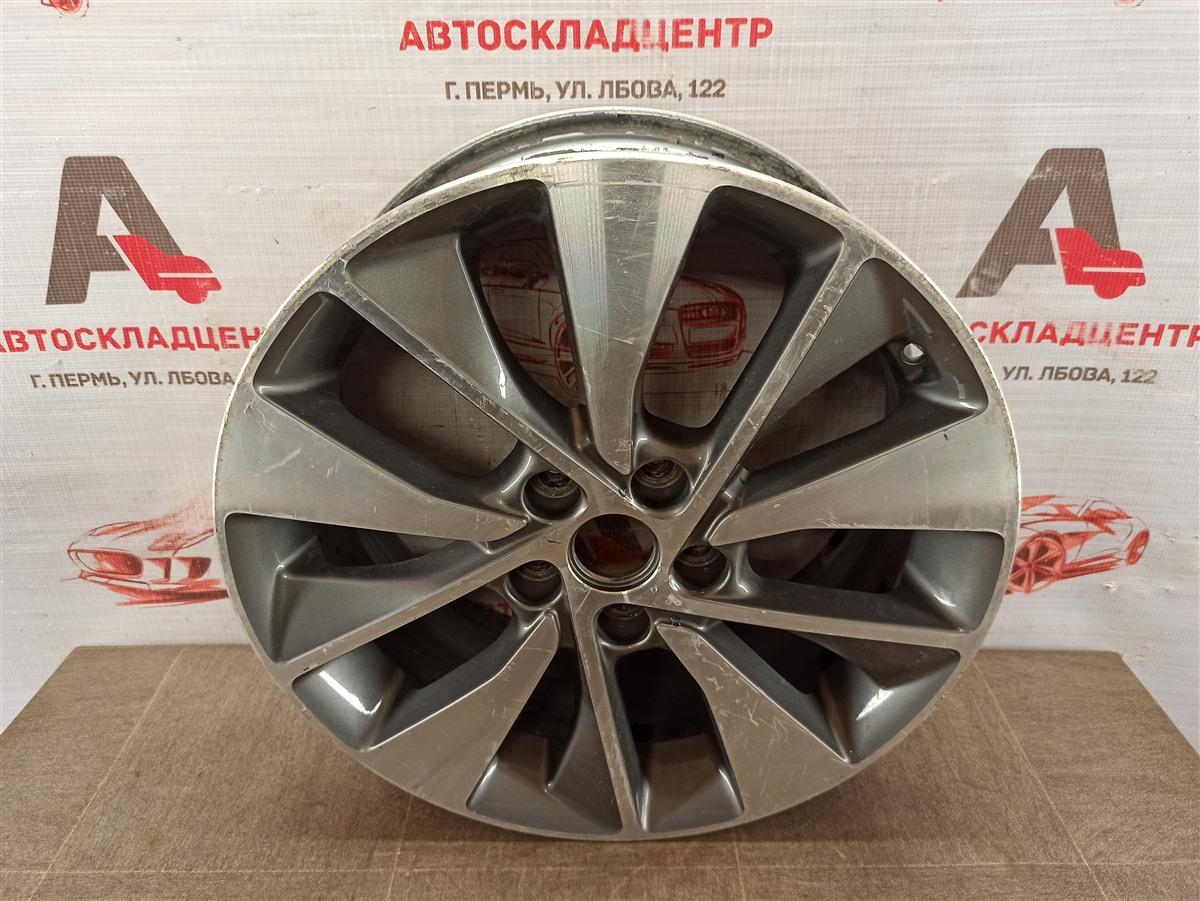 Диск колеса (литой) Kia Optima (2015-2020) 2015