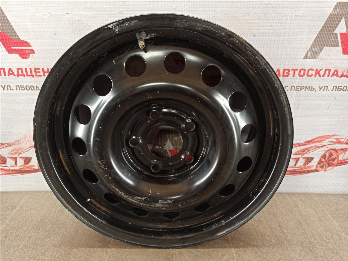 Диск колеса (штампованный) Hyundai Creta (2015-Н.в.)