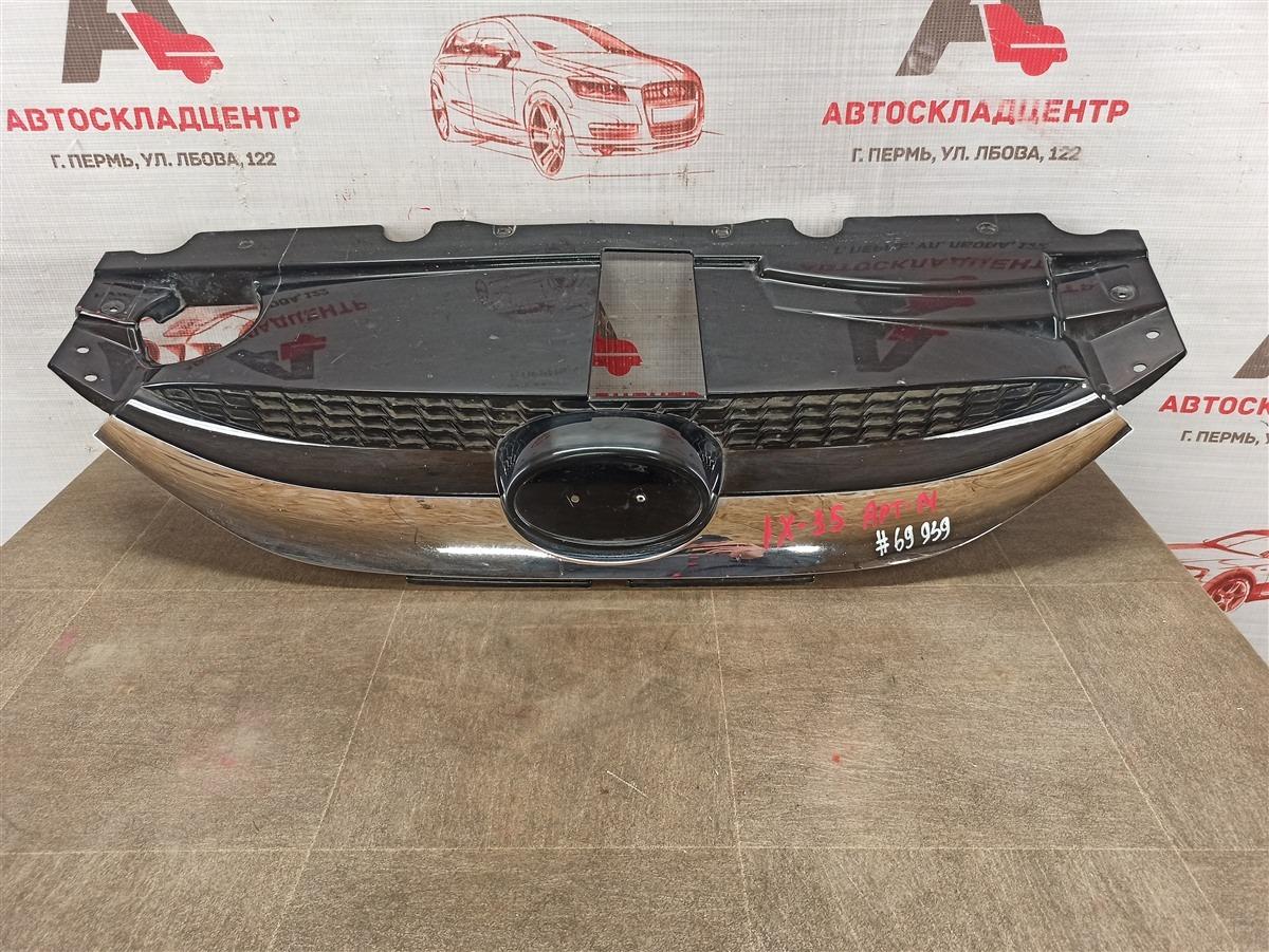 Решетка радиатора Hyundai Ix35 (2010-2016)