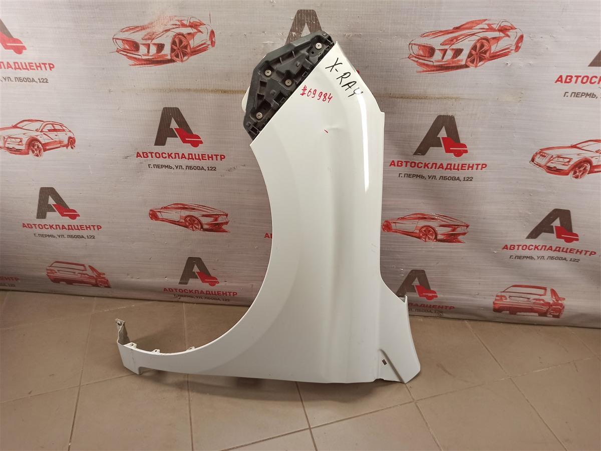Крыло переднее левое Lada X-Ray
