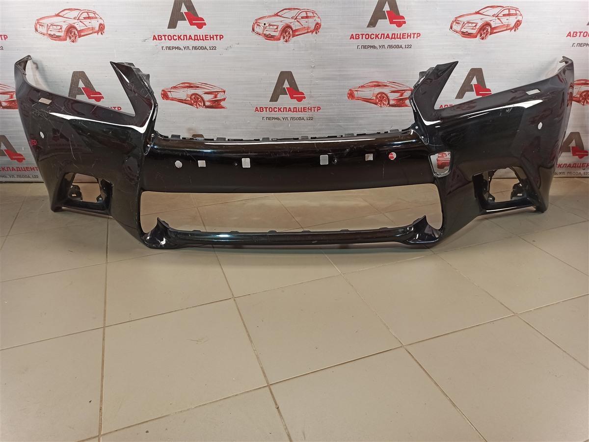Бампер передний Lexus Gs -Series 2011-2017