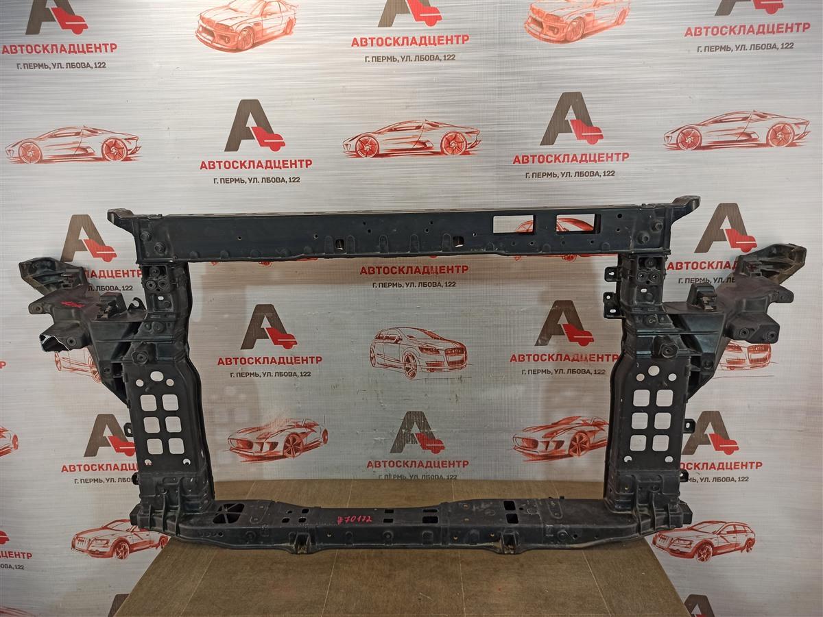 Панель передка (телевизор) - рамка радиатора Kia Sorento Prime (2014-Н.в.)