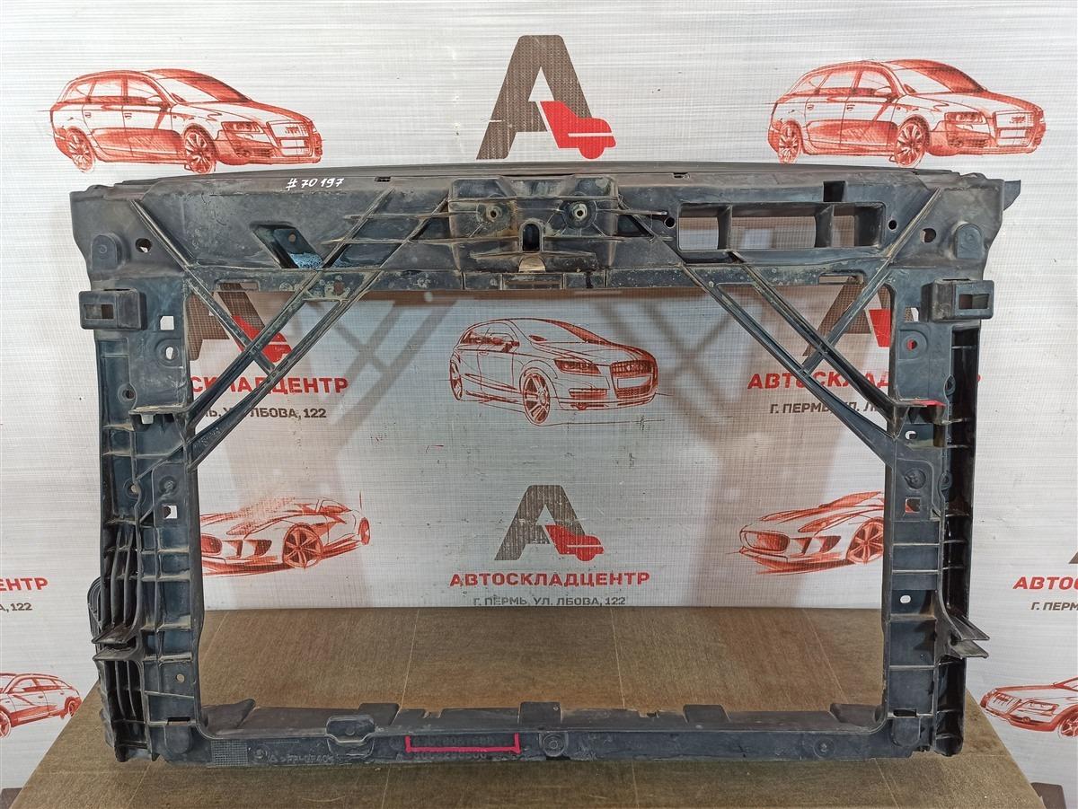Панель передка (телевизор) - рамка радиатора Skoda Rapid (2012-2020)