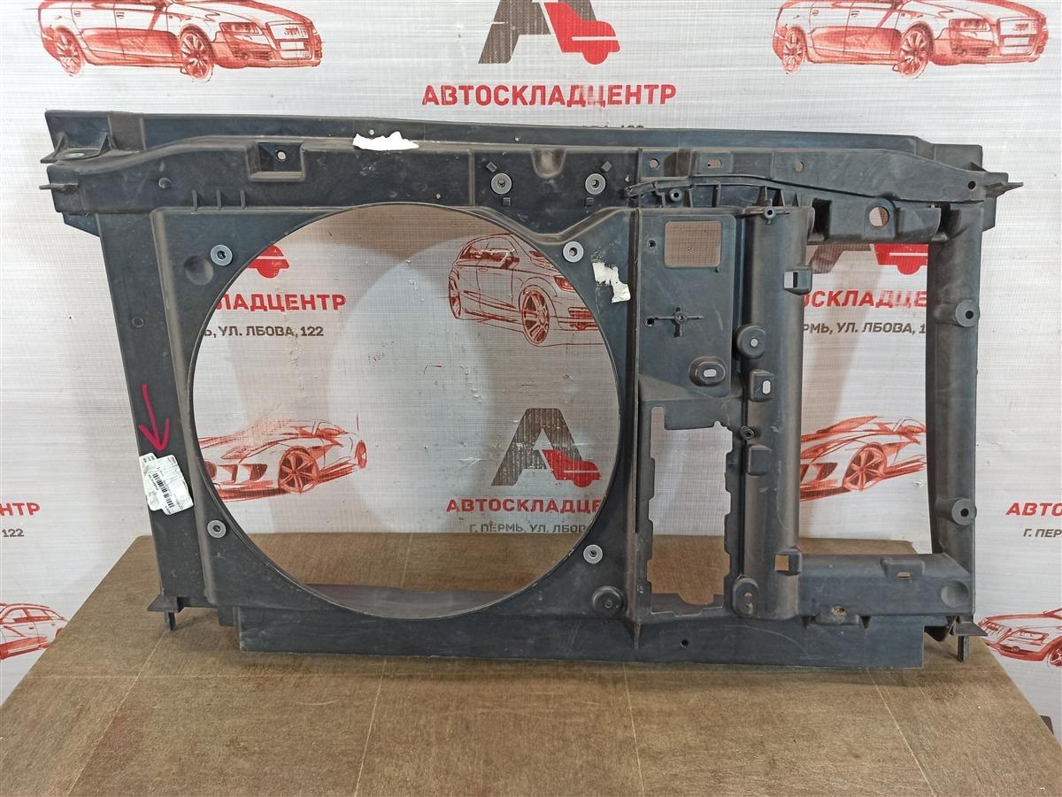 Панель передка (телевизор) - рамка радиатора Citroen C4 2004-2010