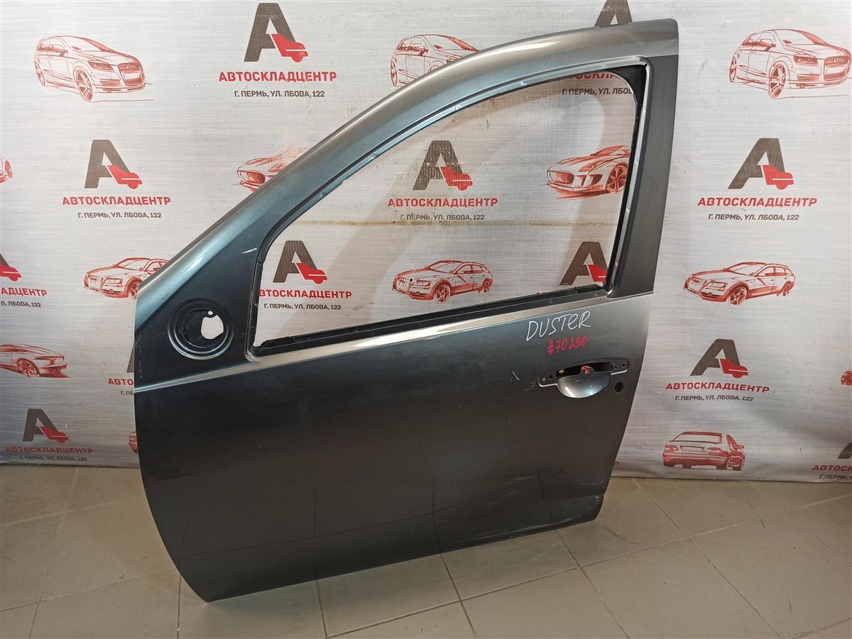 Дверь передняя левая Renault Duster (2010-Н.в.)