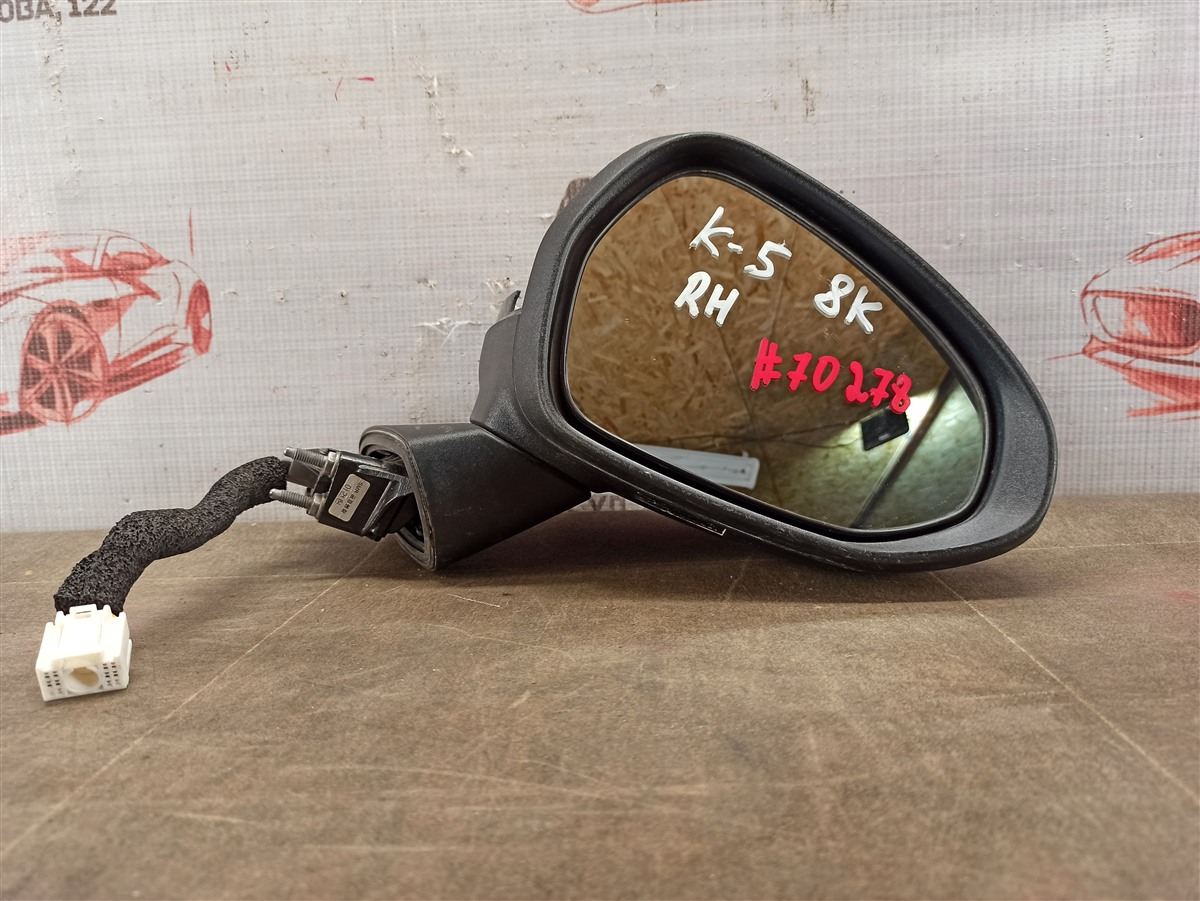 Зеркало правое Kia K5 (2019 - Н.в.)