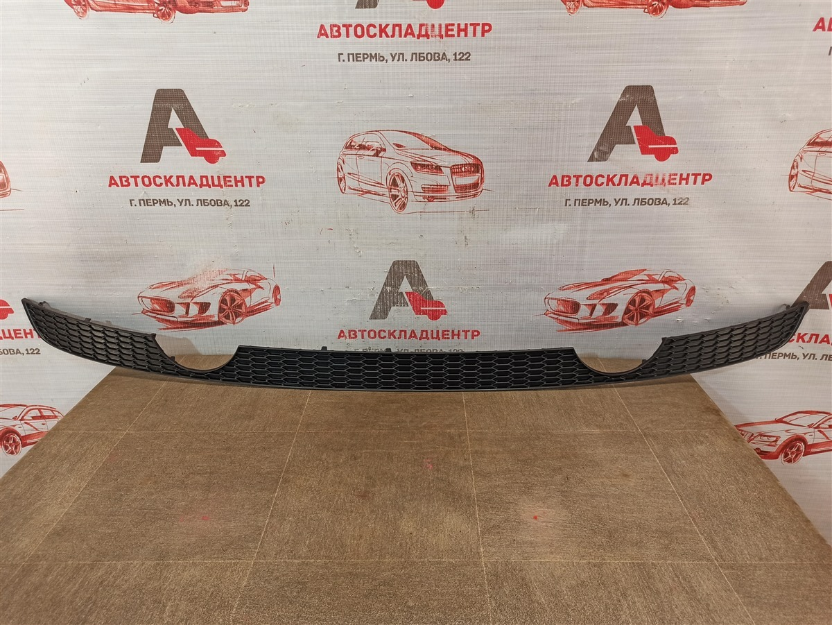 Накладка бампера заднего Audi Tt (2014-Н.в.)