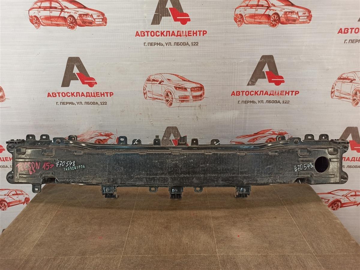 Усилитель бампера заднего Hyundai Tucson (2015-Н.в.)