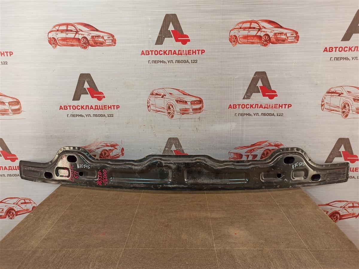 Усилитель бампера переднего Hyundai Santa-Fe (2000-2006) / Тагаз Santa Fe Classic