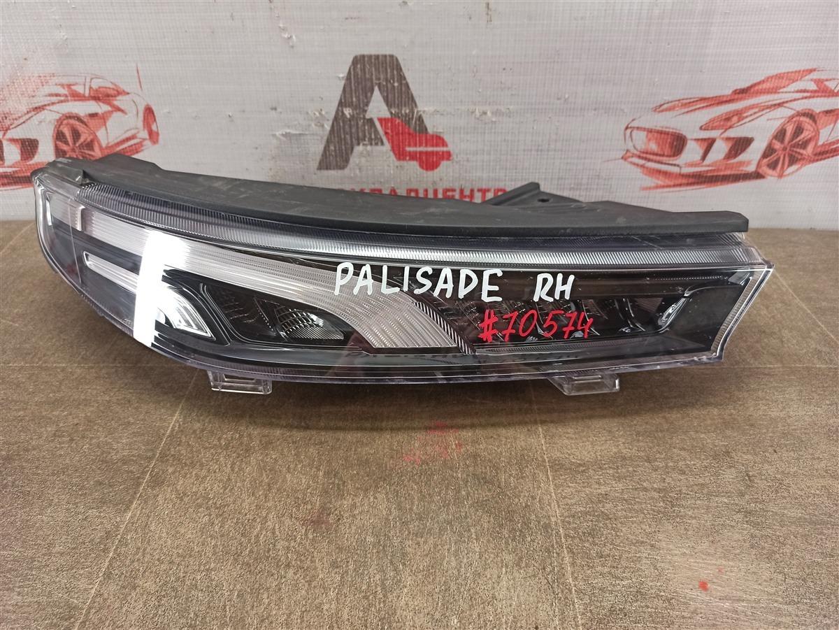 Фара - габаритный огонь Hyundai Palisade (2018-Н.в.) правая