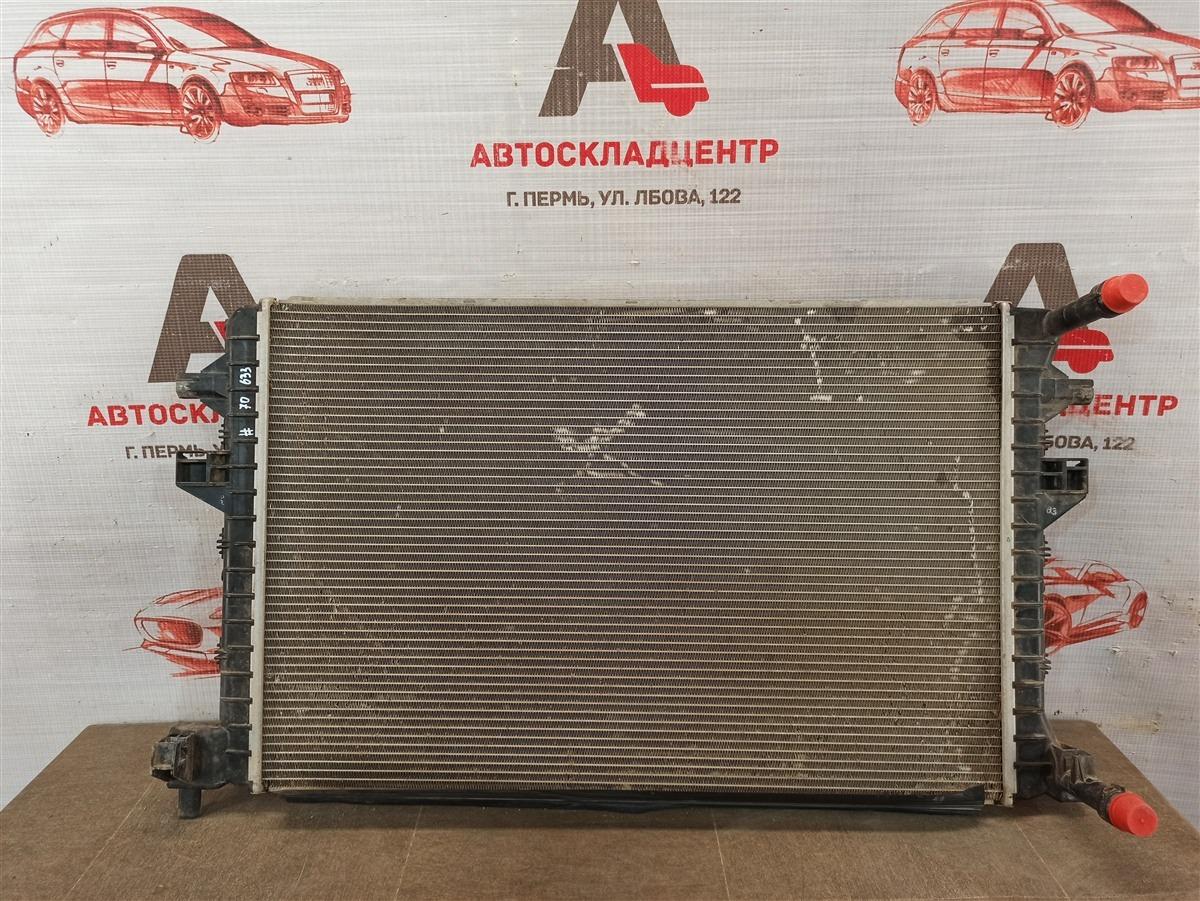 Радиатор охлаждения двигателя Skoda Octavia (2012-2020)
