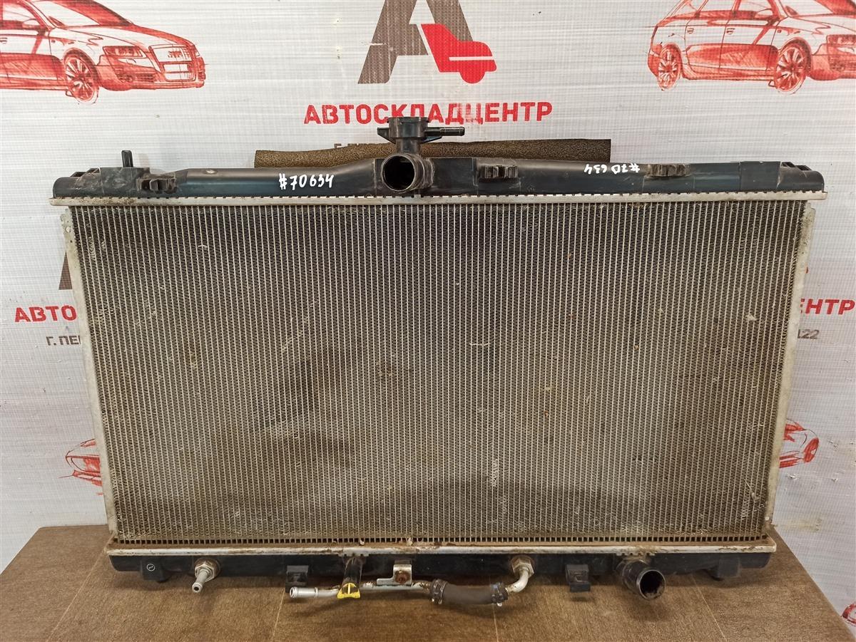 Радиатор охлаждения двигателя Toyota Camry (Xv50) 2011-2017