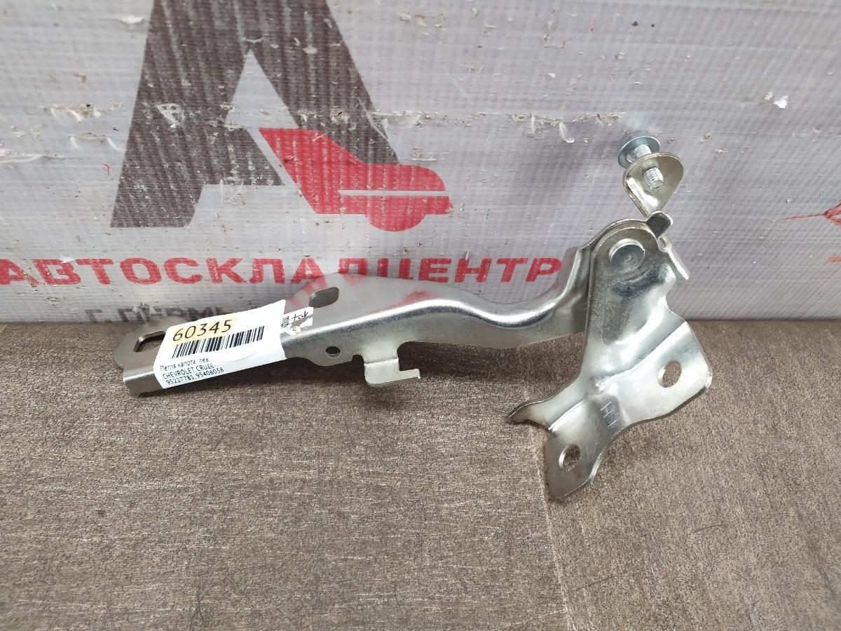 Петля капота Chevrolet Cruze левая