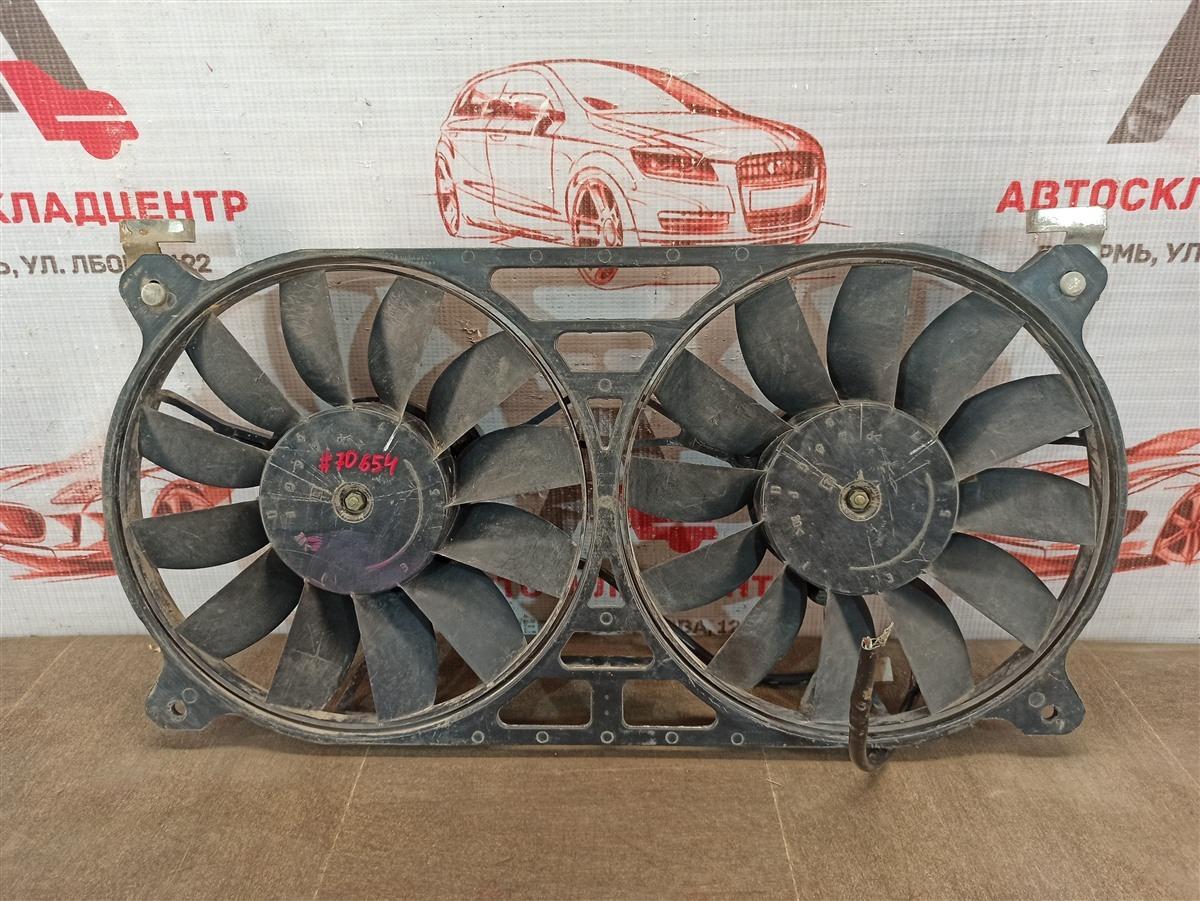 Диффузор радиатора охлаждения - в сборе Lada 4Х4 (Нива)