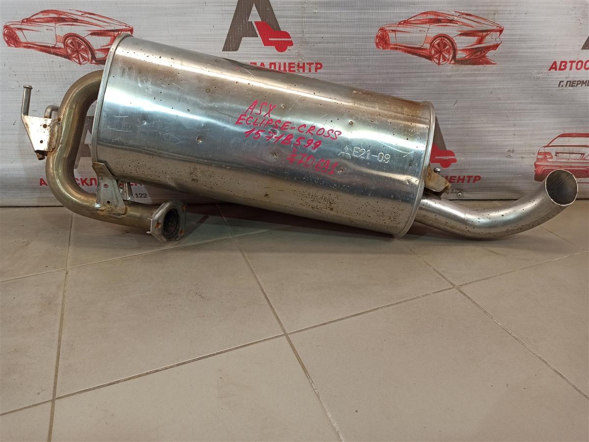 Выхлопная система - глушитель Mitsubishi Asx (2010-Н.в.)