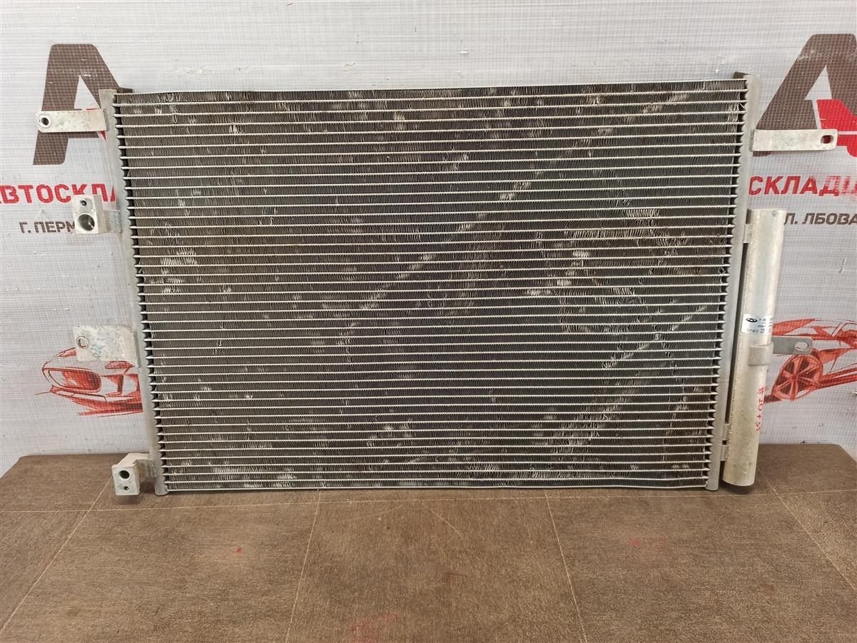 Конденсер (радиатор кондиционера) Chery Tiggo 2 2017-Н.в.