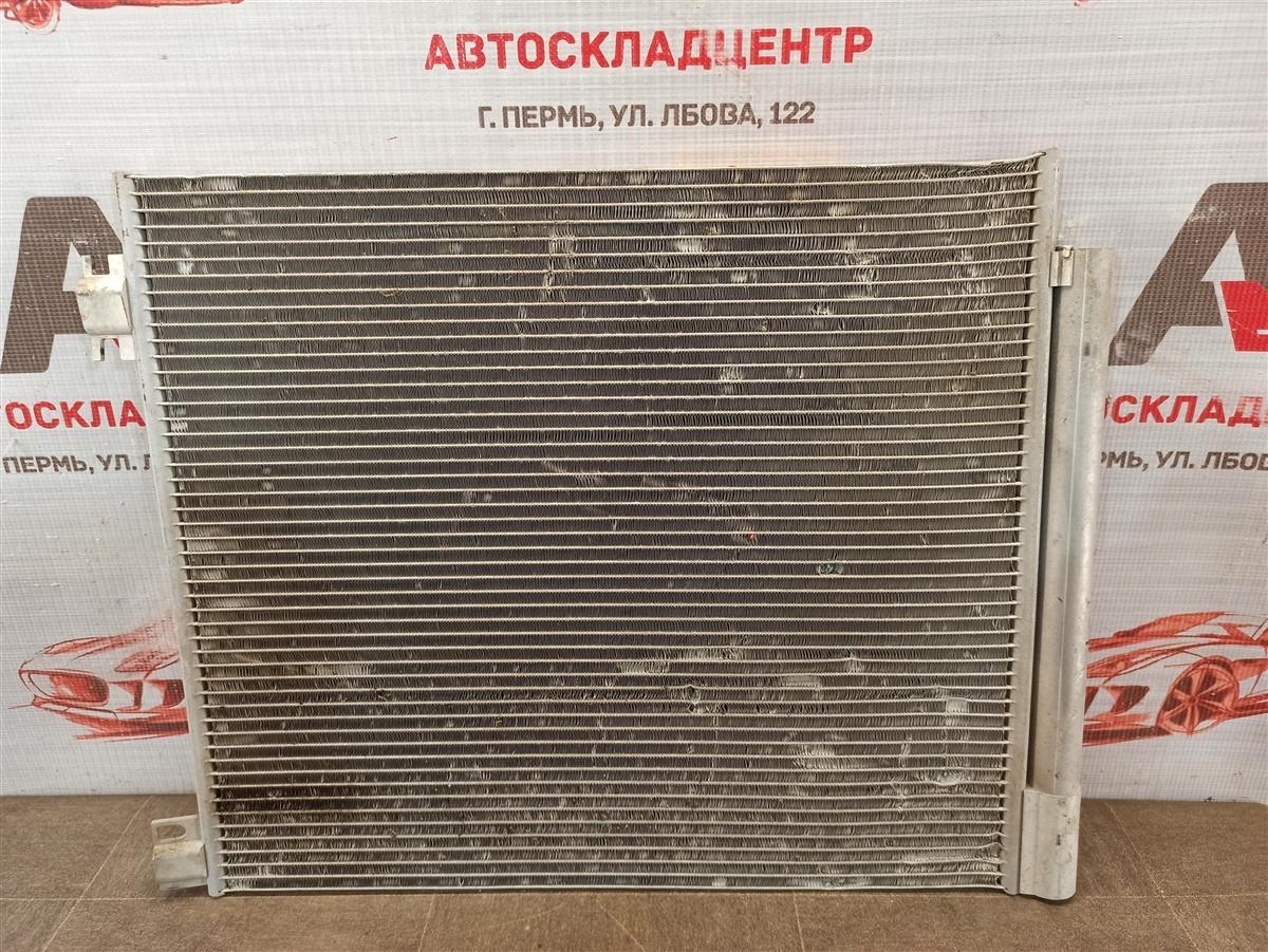 Конденсер (радиатор кондиционера) Nissan Qashqai (2013-Н.в.)