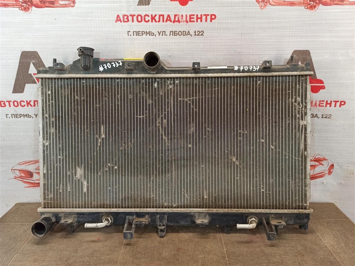 Радиатор охлаждения двигателя Subaru Forester (S12) 2007-2013