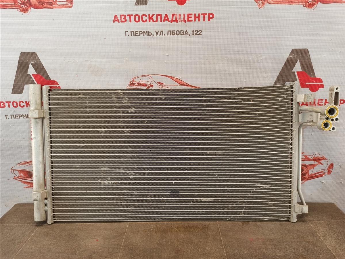 Конденсер (радиатор кондиционера) Jaguar E-Pace (2017-Н.в.)
