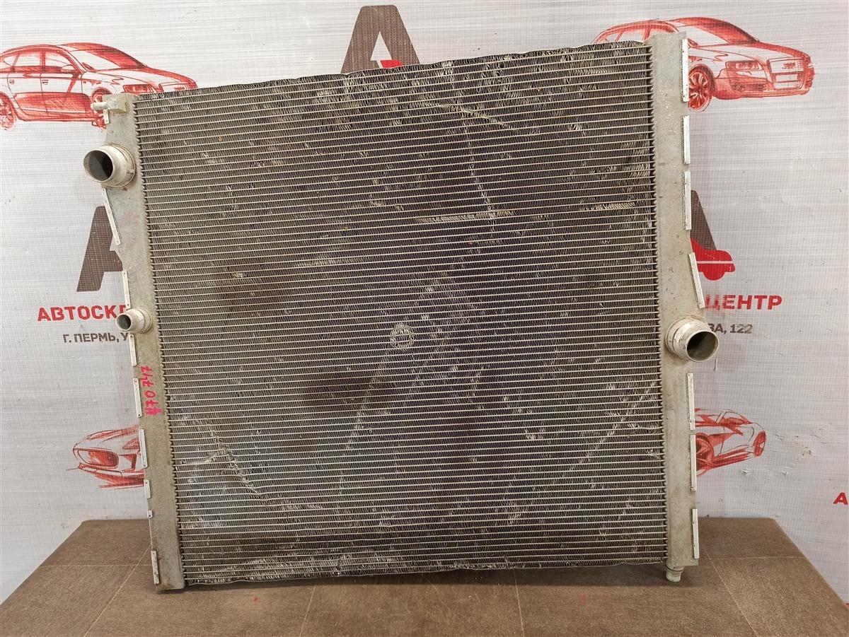 Радиатор охлаждения двигателя Bmw X5-Series (E70) 2006-2013