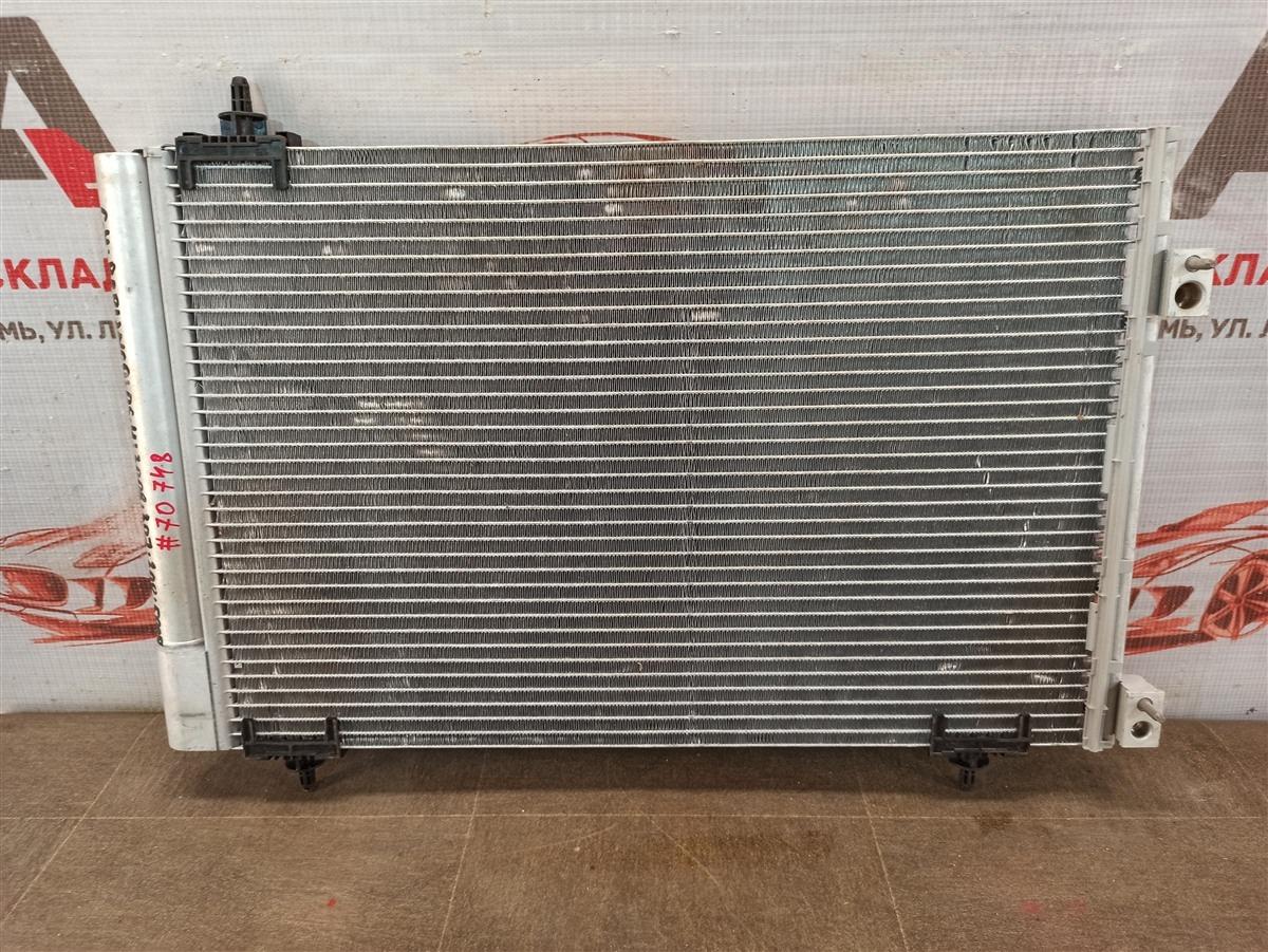 Конденсер (радиатор кондиционера) Peugeot 3008 (2010-2017)