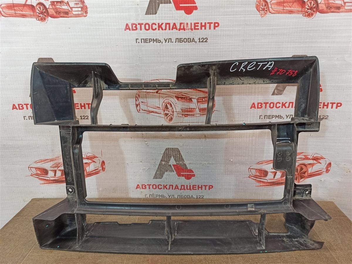 Дефлектор воздушного потока основного радиатора Hyundai Creta (2015-Н.в.)
