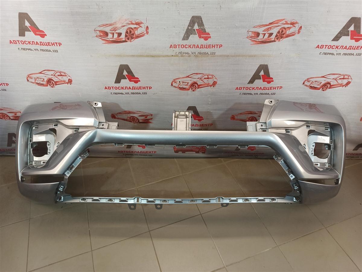 Бампер передний Toyota Fortuner (An160) 2015-Н.в. 2020