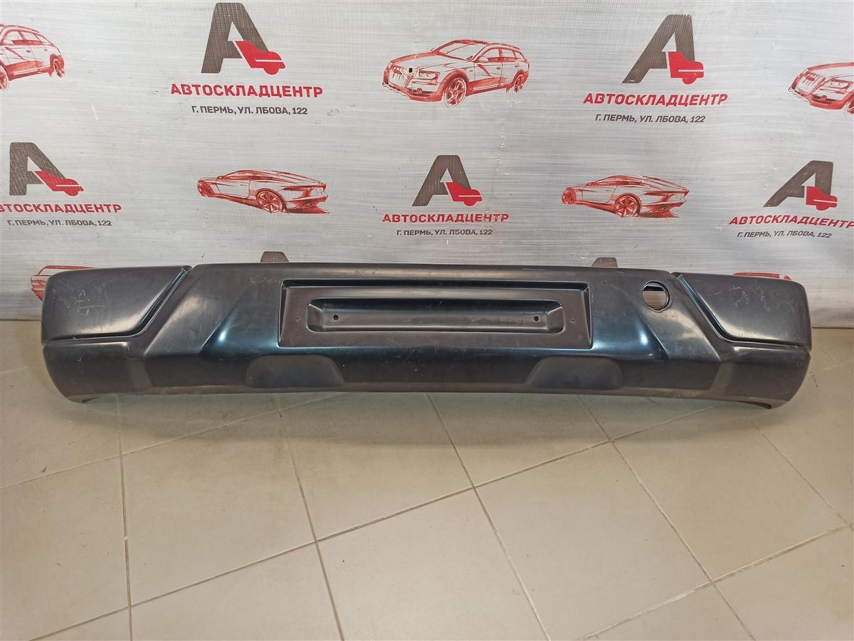 Бампер задний Lada 4Х4 (Нива)