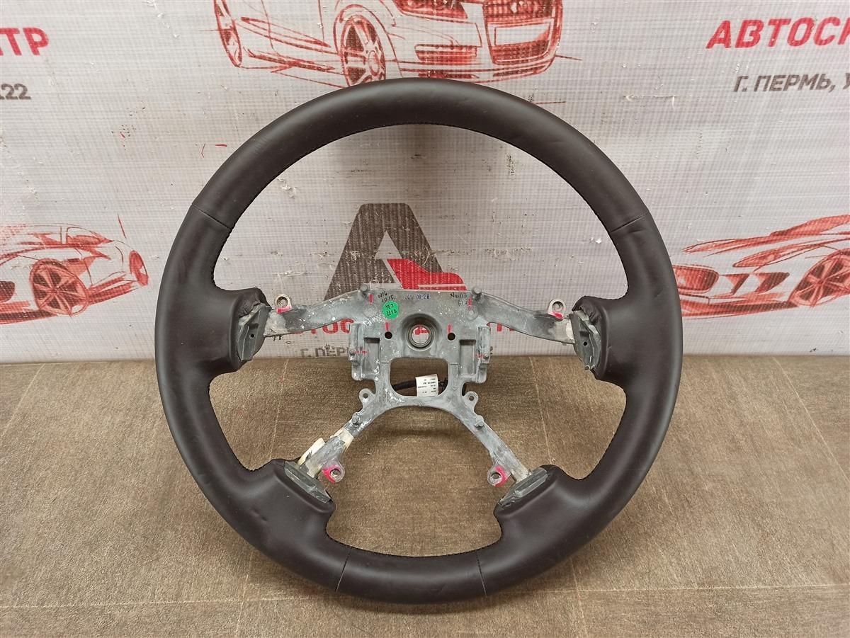 Рулевое колесо (руль) Hyundai Santa-Fe (2006-2012)