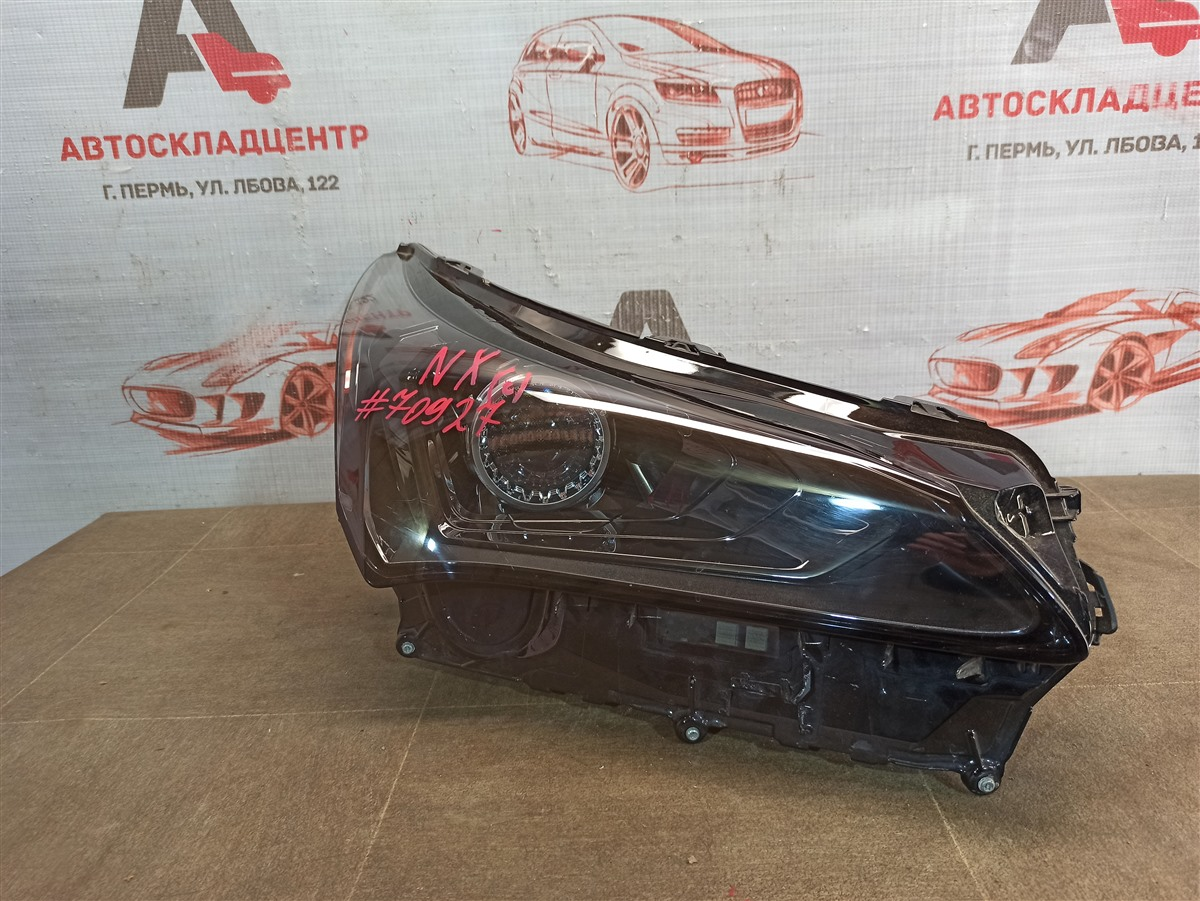 Фара правая Lexus Nx -Series 2014-Н.в.