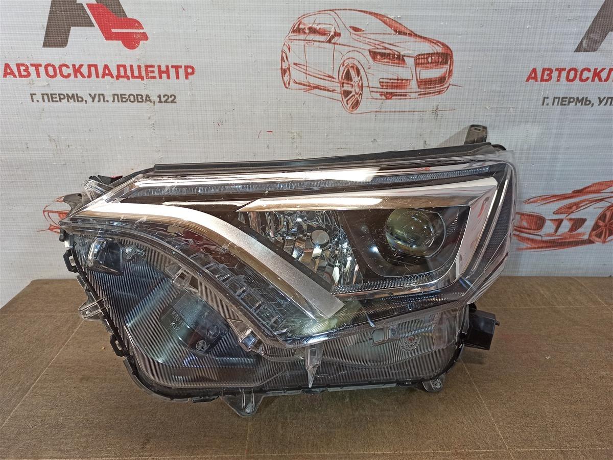 Фара левая Toyota Rav-4 (Xa40) 2012-2019 2015