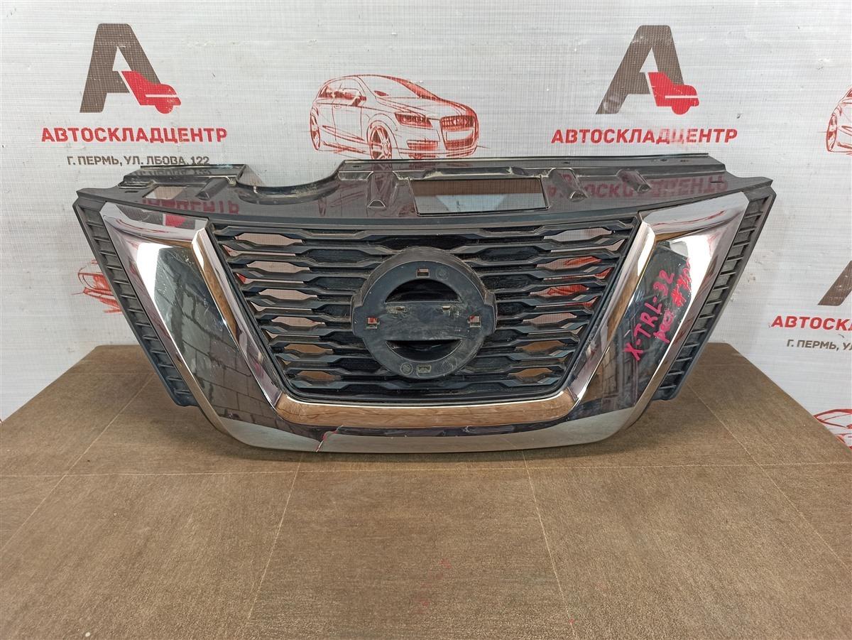 Решетка радиатора Nissan X-Trail (2014-Н.в.) 2019