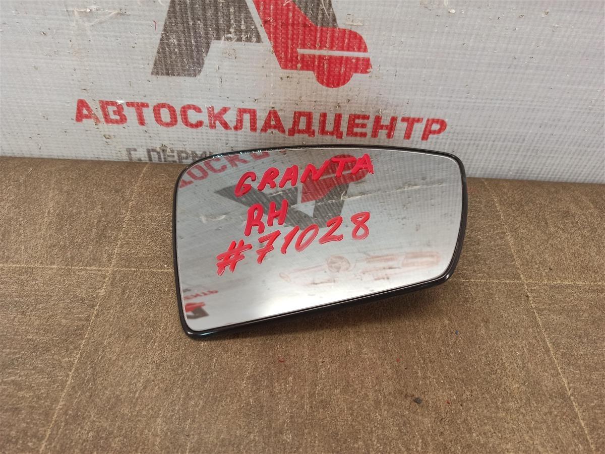 Зеркало правое - зеркальный элемент Lada Granta 2013