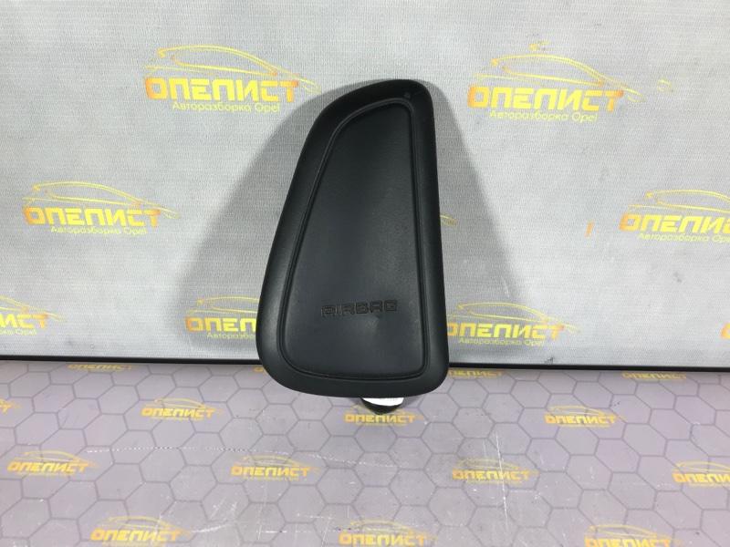 Подушка безопасности в сиденье левая Opel Astra G 90455938 Б/У