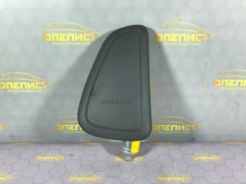 Подушка безопасности в сиденье левая Opel Corsa C 90230982 Б/У