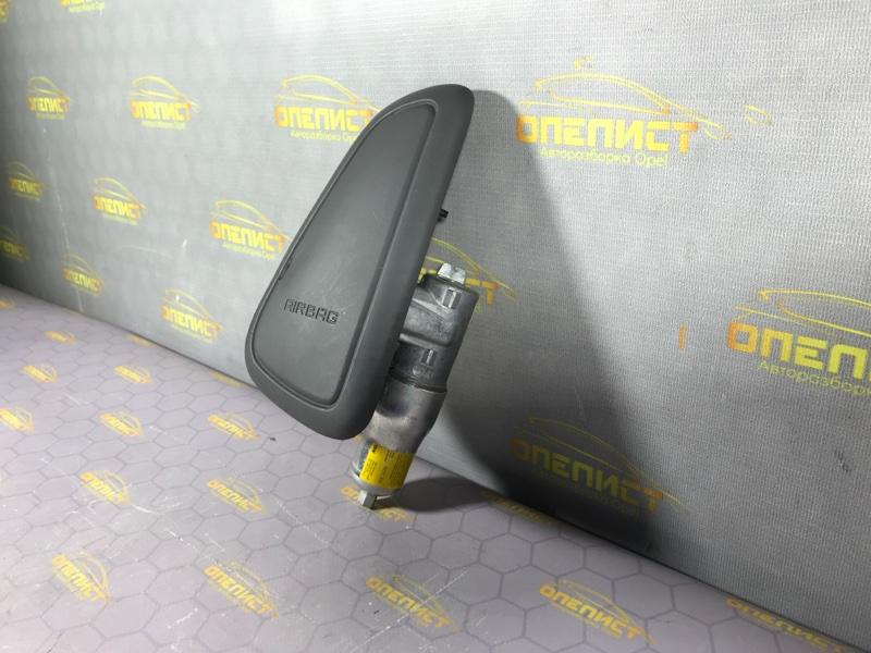 Подушка безопасности в сиденье левая Opel Corsa C