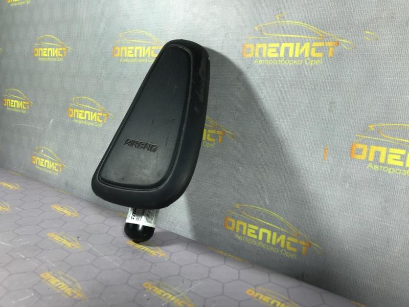 Подушка безопасности в сиденье правая Opel Astra G