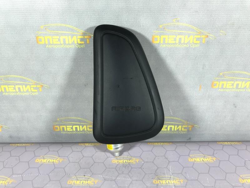 Подушка безопасности в сиденье правая Opel Astra G 09125811 Б/У
