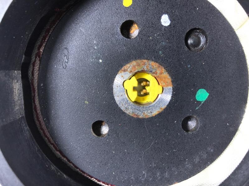 Подушка безопасности пассажира Astra G