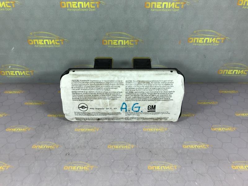 Подушка безопасности пассажира Opel Astra G 90561101 Б/У