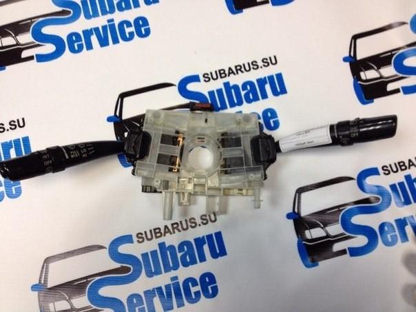 Подрулевой переключатель Subaru Legacy B4 BE5 EJ204 2001