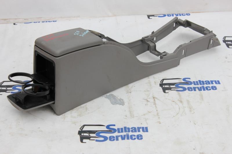 Подлокотник Subaru Forester SG5 EJ205 2002