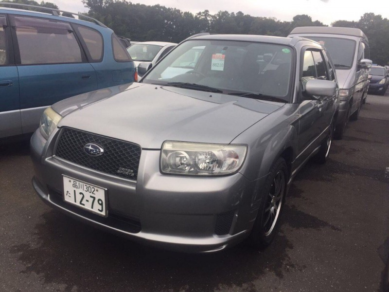 Зеркало Subaru Forester SG5 EJ203 2006 правое