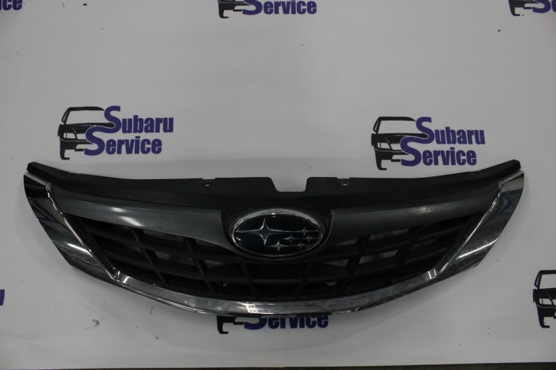 Решетка радиатора Subaru Impreza GH7 EJ203 2008 передняя