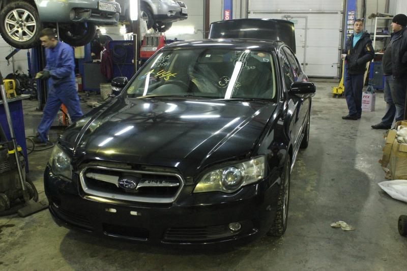 Блок abs Subaru Legacy B4 BLE EZ30D 2004