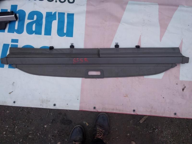 Шторка багажника Subaru Forester SF5 EJ205 2001