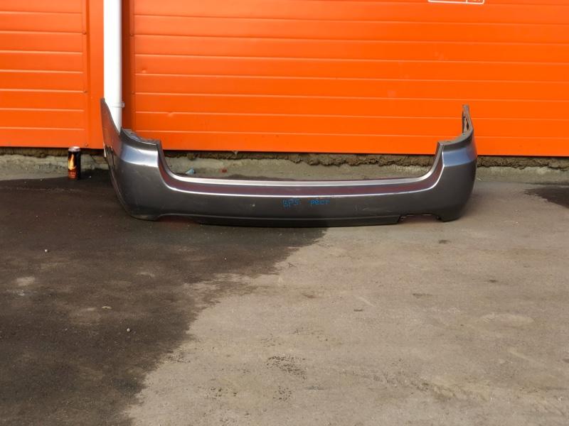 Бампер Subaru Legacy Wagon BP5 EJ203 2008 задний