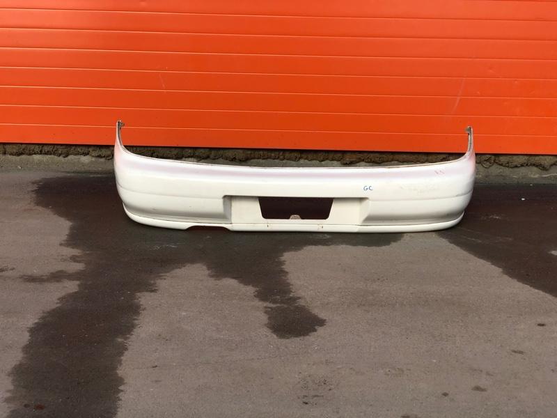 Бампер Subaru Impreza Wrx GC8 EJ20K 1997 задний