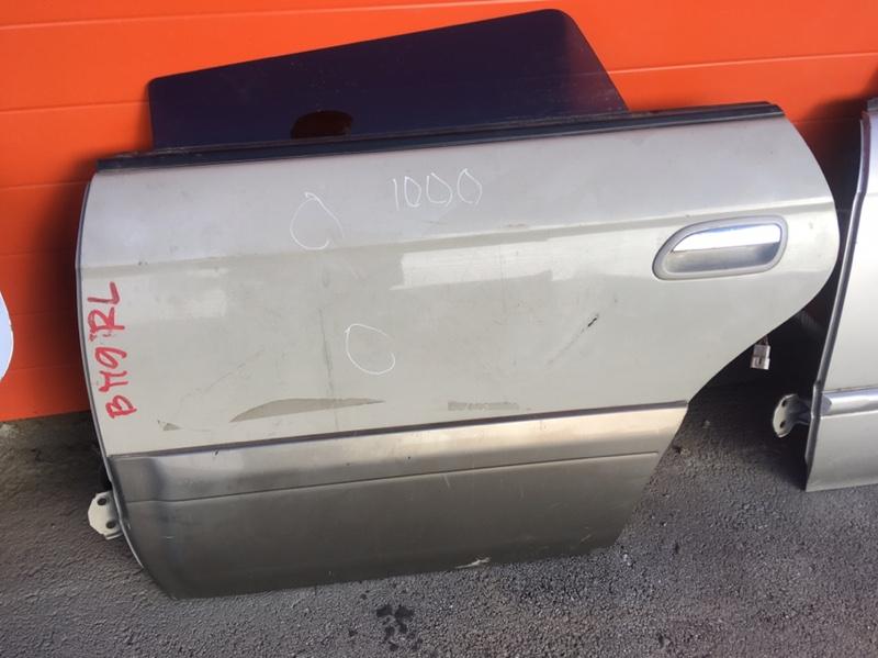 Дверь Subaru Legacy Wagon BH9 EJ254 2000 задняя левая
