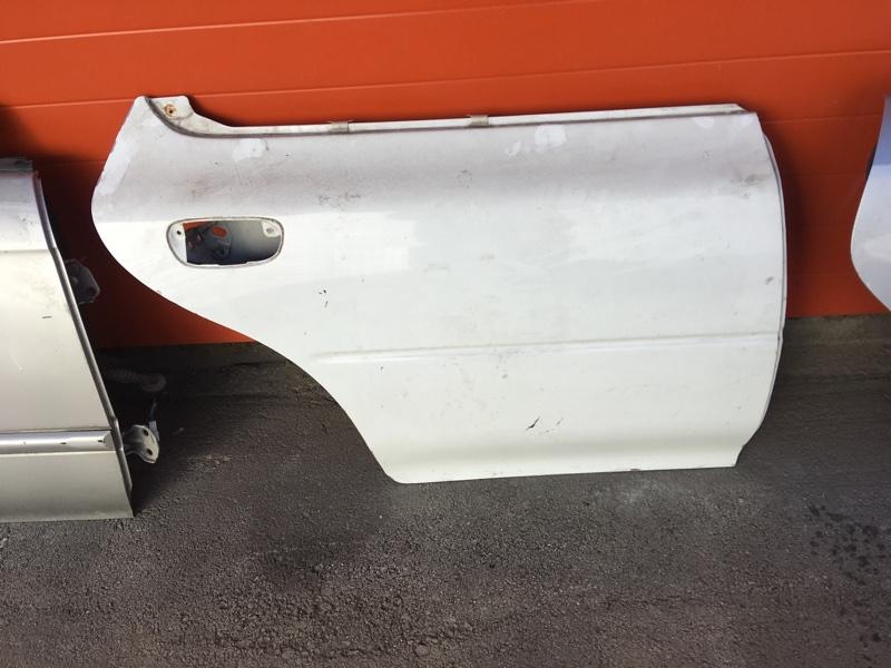 Дверь Subaru Impreza Wrx GC8 EJ20K 1997 задняя правая